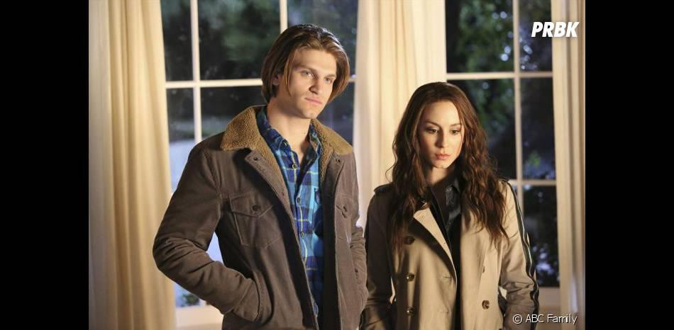 Pretty Little Liars saison 5 : Tobby n'a plus de maison