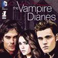 The Vampire Diaries : des comics inspirés de la série déjà en vente