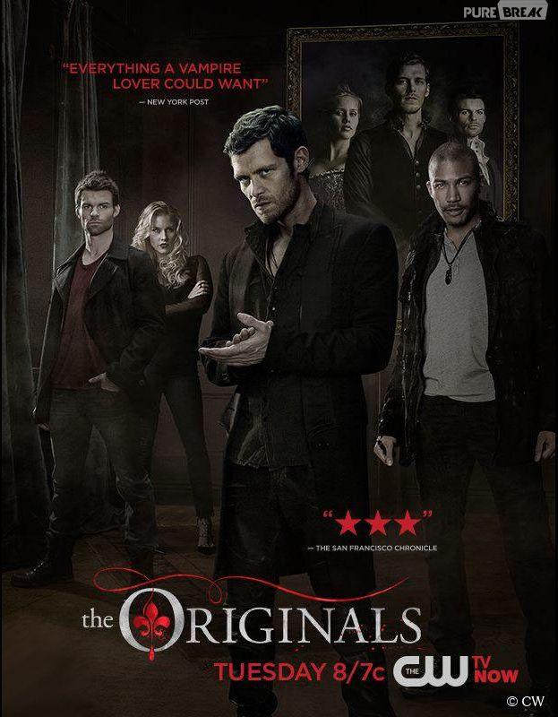 The Originals : bientôt des romans basés sur la série