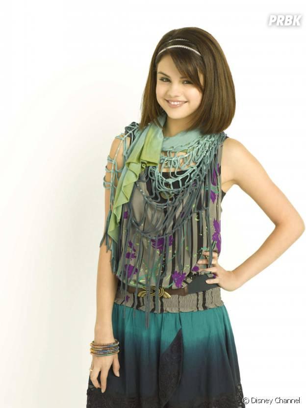 Selena Gomez dans le rôle d'Alex Russo dans Les Sorciers de Waverly Place