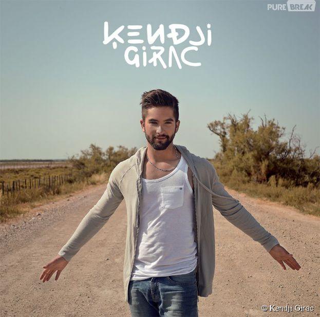 "La pochette de ""Color Gitano"", le premier album de Kendji Girac"