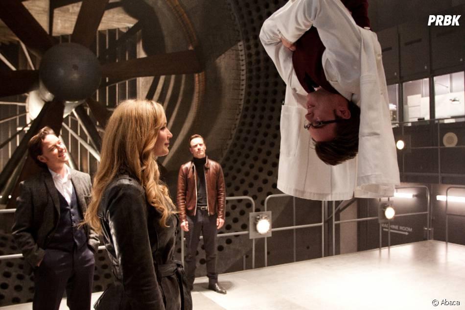 Jennifer Lawrence et Nicholas Hoult s'étaient rencontrés sur le tournage d'X-Men : le commencement