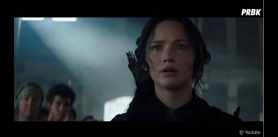 Hunger Games 3 : Jennifer Lawrence peu présente dans la bande-annonce
