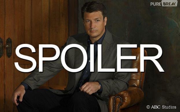 Castle saison 7 : Nathan Fillion pas inquiet pour son personnage