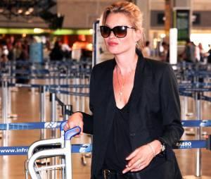 Kate Moss ivre : scandale et embarquement mouvementé dans un avion