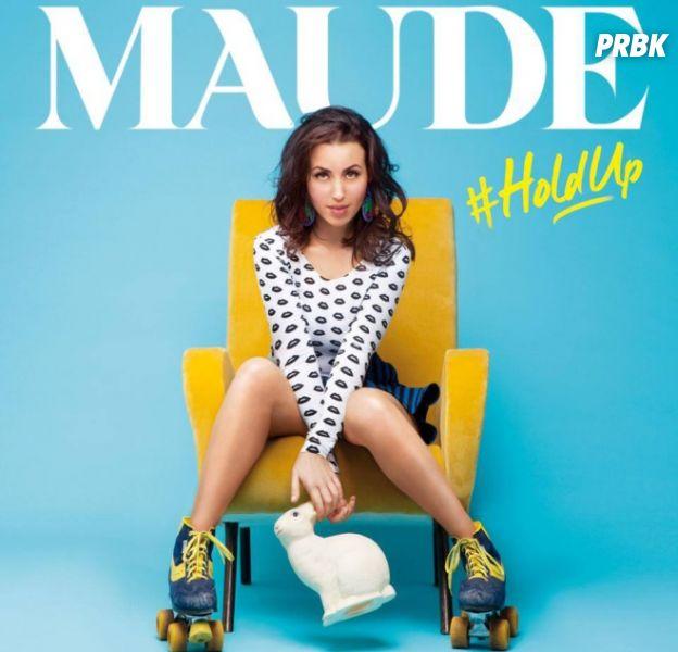 "Maude : l'ex candidate des Anges sortira son album ""Hold up"" le 1er septembre 2014"