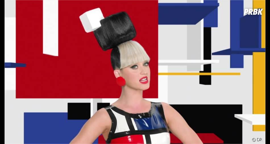 Katy Perry : étrange coiffure dans le clip de This Is How We Do
