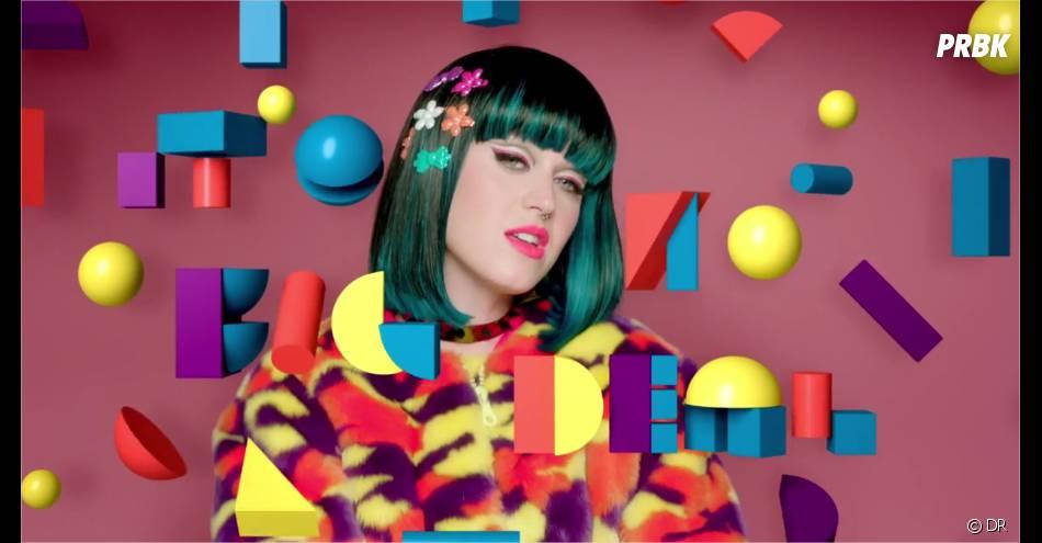Katy Perry dans le clip de This Is How We Do