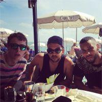 Norman Thavaud, Jhon Rachid et Disiz : rap, blagues et selfies sur Instagram