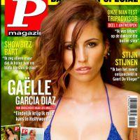 Vincent Queijo : sa petite-amie Gaëlle très hot en Une d'un magazine belge