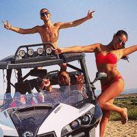 Tarek Benattia : vacances sexy avec sa petite-amie Kenza