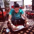 Tarek Benattia dévoile ses photos de vacances sur Instagram