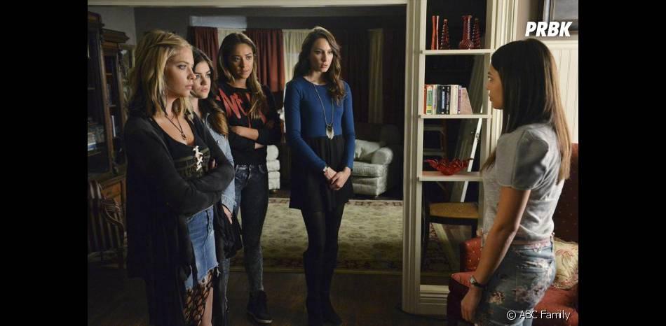 Pretty Little Liars saison 5 : premières images du final