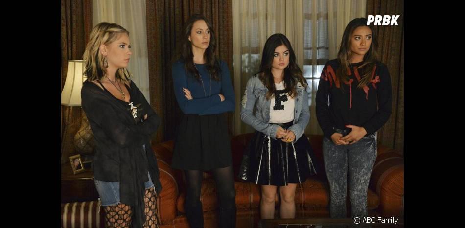 Pretty Little Liars saison 5 : les menteuses s'affichent