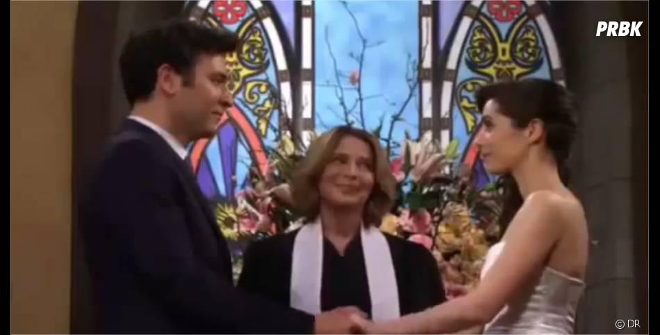 How I Met Your Mother : le mariage de Ted et Tracy dans la fin alternative