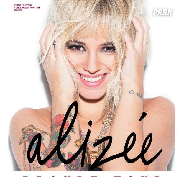 """Alizée : sa tournée """"Blonde"""" est annulée"""