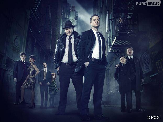 Gotham, la série la plus prometteuse