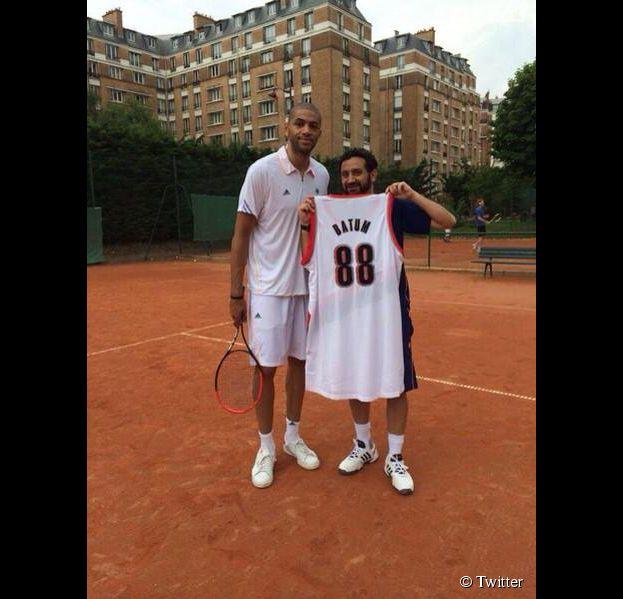 basket new balance cyril hanouna