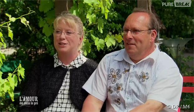 L'amour est dans le pré 2014 : Thierry et Véronique dans le bilan du 8 septembre 2014