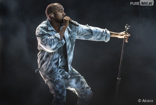 Kanye West : grosse bourde pendant son concert du 12 septembre 2014, à Sydney