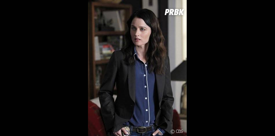 Mentalist : Robin Tunney sur une photo