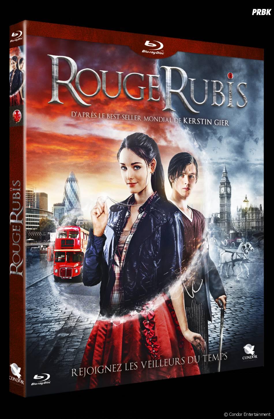 Rouge Rubis : Le DVD sort le 24 septembre