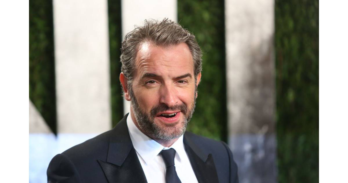 Jean dujardin en couple avec nathalie p chalat candidate for Jean dujardin interview
