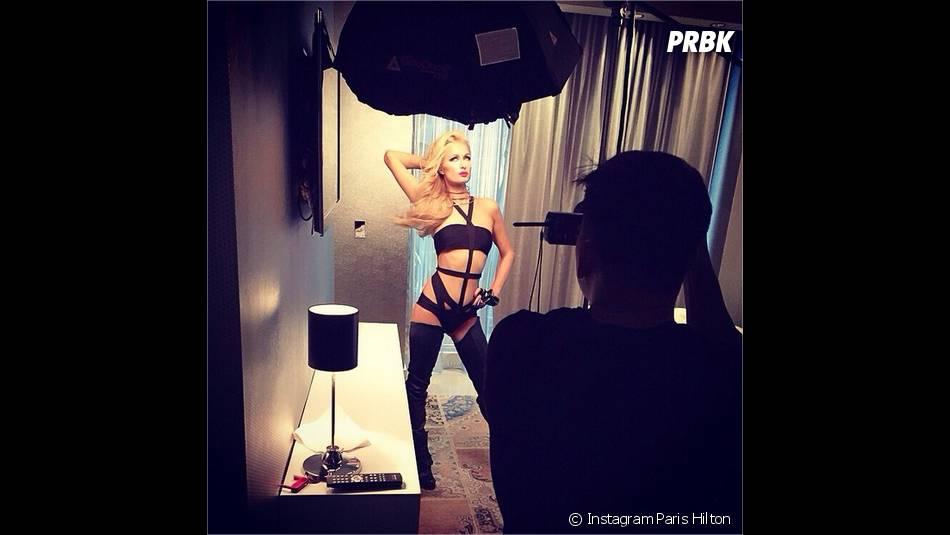 Paris Hilton : plus hot que jamais pour un photoshoot
