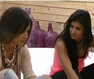 Secret Story 8 : Jessica et Leila font le bilan de leur mission