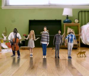 Pentatonix ft. Lindsey Stirling - Papaoutai, la cover de Stromae