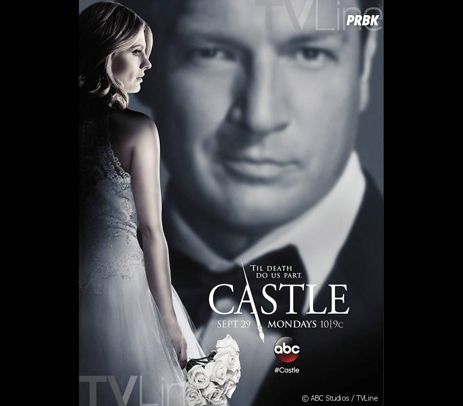 Castle saison 7 : pas de mariage pour Rick et Kate ?