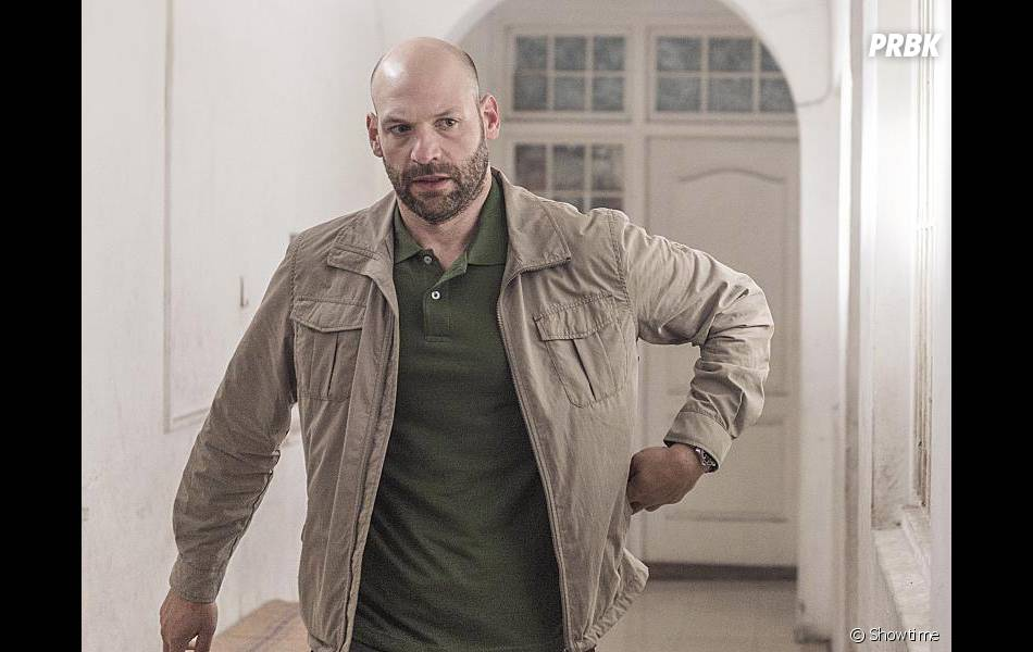 Homeland saison 4 : Correy Stroll au casting