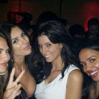 Emilie Nefnaf, Anara Atanes, Ludivine Sagna... Les wags font le show (Instagram)