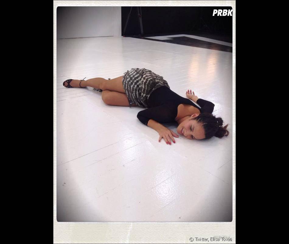 Elisa Tovati éliminée dans Danse avec les Stars