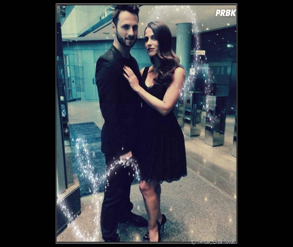 Elisa Tovati et son partenaire Christian Millette font leurs adieux à Danse avec les Stars 5