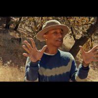 Pharrell Williams : Gust of Wind, le clip avec Daft Punk qui sent bon l'automne