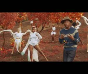 Pharrell Williams : Gust of Wind, le clip automnal