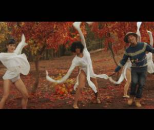 Pharrell Williams : Gust of Wind, le clip en mode feuille morte