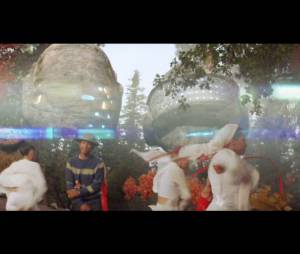 Pharrell Williams : Gust of Wind, le nouveau clip du chanteur