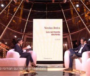 Nicolas Bedos : dans un canular, il annonce sa relation avec Valérie Trierweiler