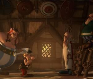 Astérix et Obélix - le domaine des Dieux : les gaulois de retour