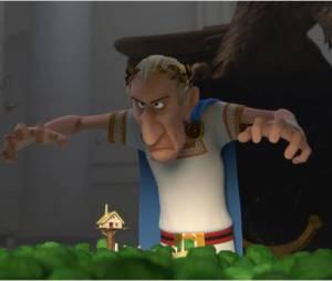 Astérix et Obélix - le domaine des Dieux : César prêt à anéantir les gaulois
