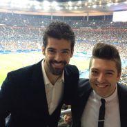 Baptiste Giabiconi, Miguel Angel Munoz... : tous fans des Bleus sur Twitter