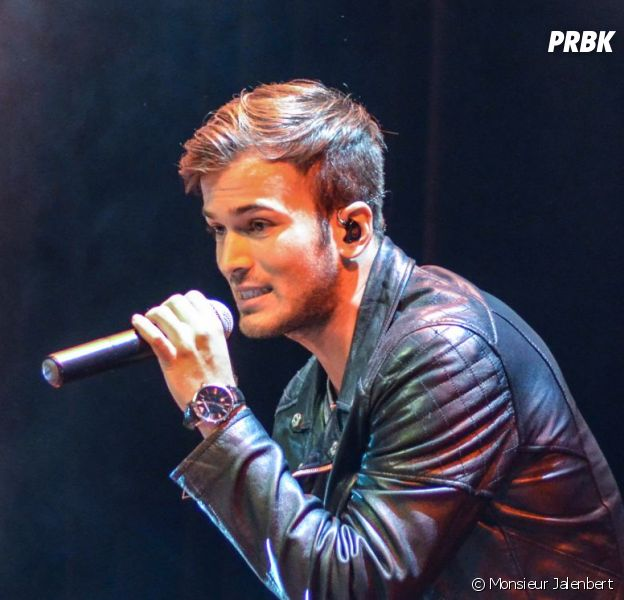 David Carreira en showcase à Paris