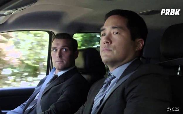 Les meilleures bromances dans les séries : Rigsby et Cho dans Mentalist