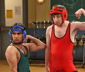 Les meilleures bromance dans les séries : Howard et Raj dans The Big Bang Theory