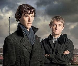 Les meilleures bromance dans les séries : Sherlock et Watson dans Sherlock