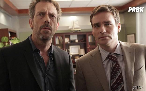 Les meilleures bromance dans les séries : House et Wilson de Dr House