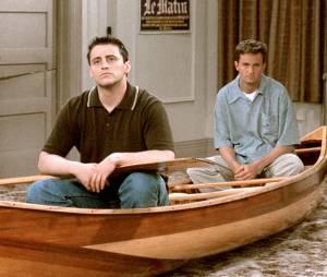Les meilleures bromance dans les séries : Joey et Chandler de Friends