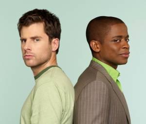 Les meilleures bromance dans les séries : Shawn et Gus dans Psych